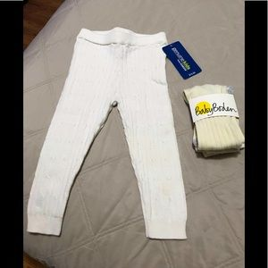 NWT- Baby/Infant Leggings & Tights- Size 18 mo